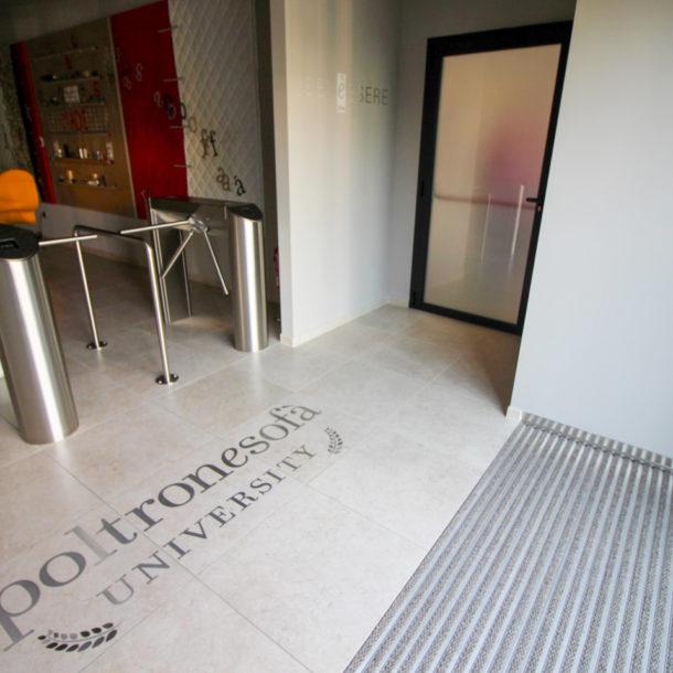Pratiche per poltronesofà university interni - Marco Gatelli tecnico geometra di Forlì
