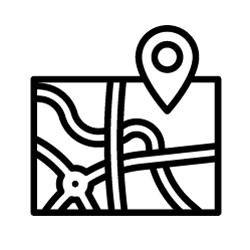 Icona pratiche catastali - Catasto - Marco Gatelli tecnico geometra di Forlì